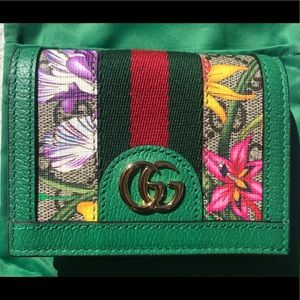 NEW GUCCI OPHIDIA COIN POUCH